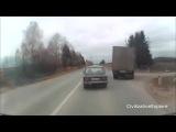 Большая подборка аварий с грузовиками